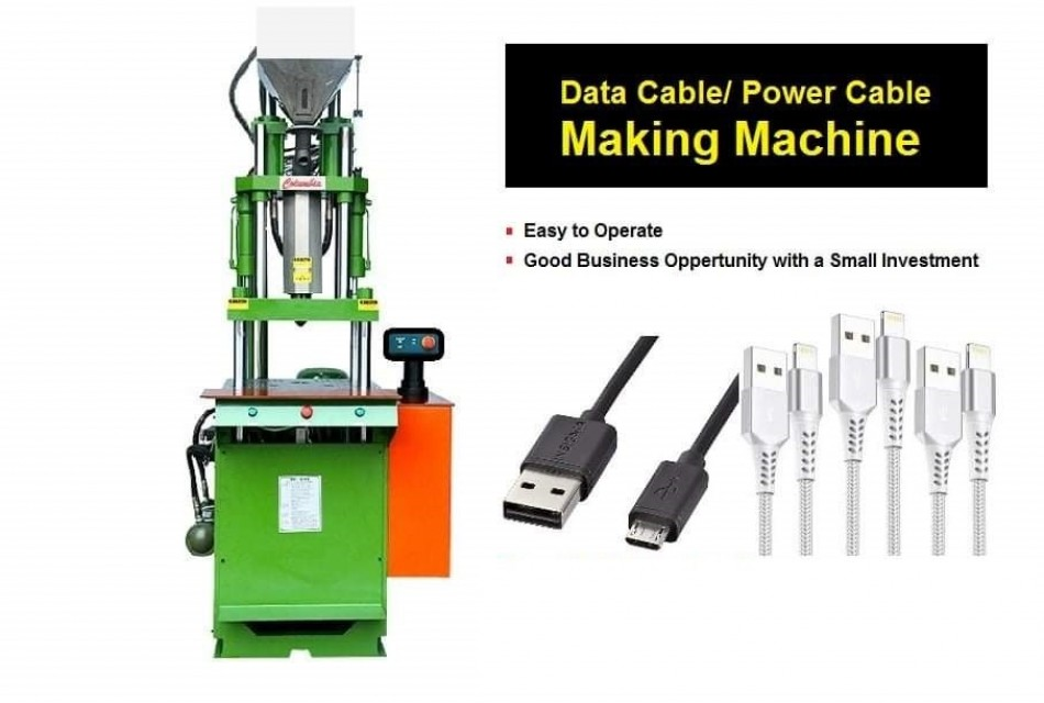 Mobile Data Cable Making Machine