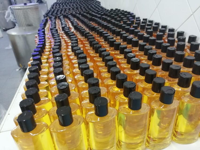 Leading Of The Argan Oil