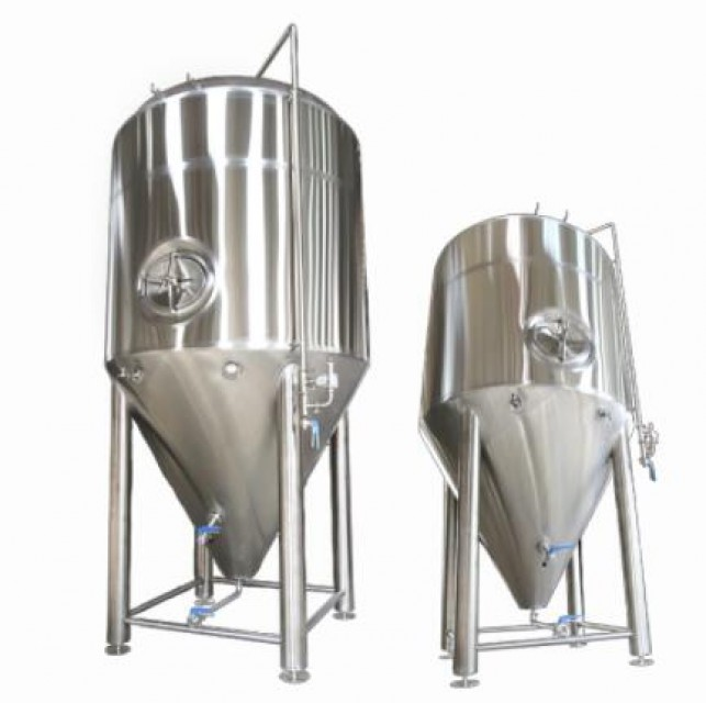 Stainless Steel Dimple Jacket Brewery Machine Fermentation Tank