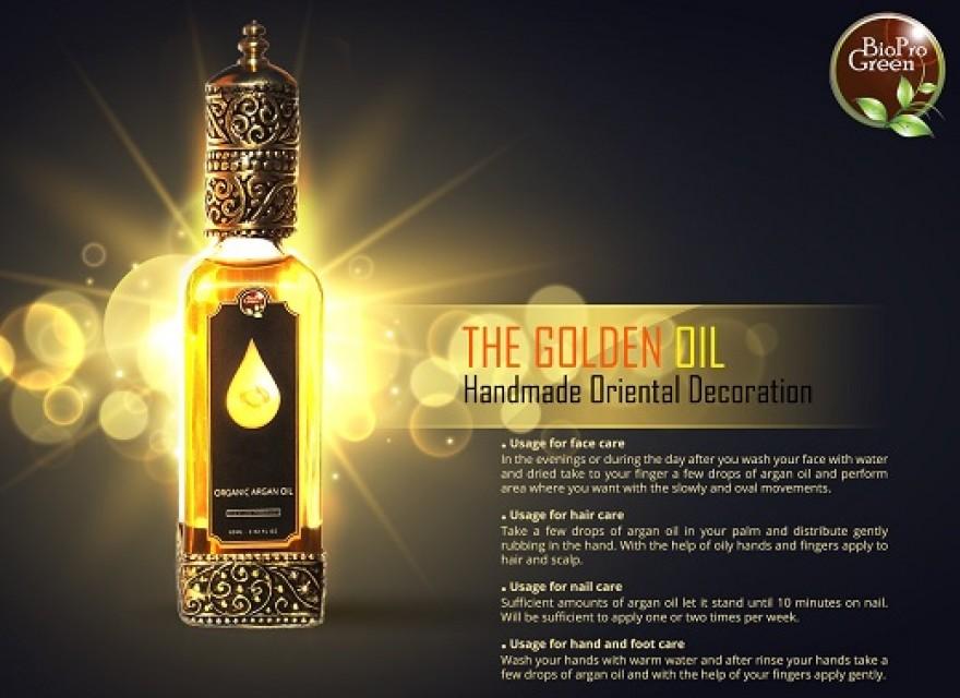 ulk Organic Argan oil