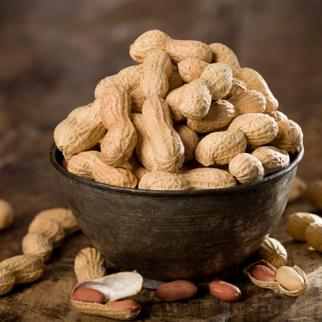 High Quality Peanuts From India