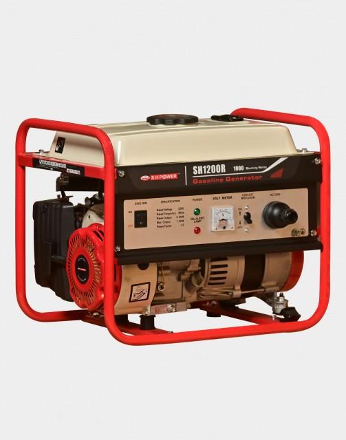 SH POWER 1KW Gasoline Generator SH1200R