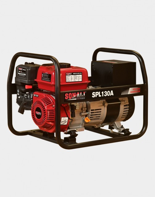 SONALI Gasoline Welding Generator SPL130A