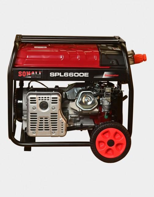 SONALI Gasoline Generator SPL-6600E