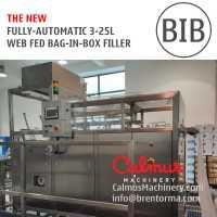 The NEW BIBF500 Fully-automatic BiB Filler Bag in Box Filling Machine