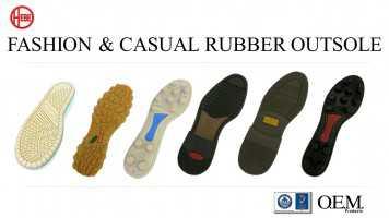 Fashion Rubber Outsole