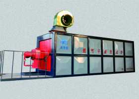 Rotary drum dryer- kitchen waste dryer-volume reducer and parts