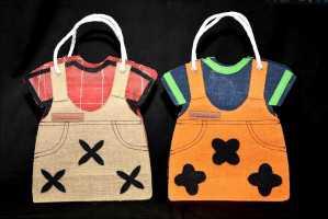 Kids bag natural