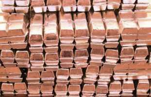 Copper Ignot