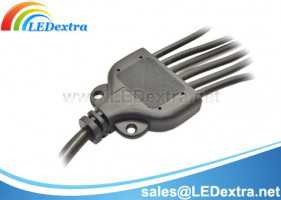 Waterproof Y Splitter Connection Cable