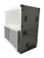 Vertical Low noise Air Handling Unit  Nicotra windwheel AHU