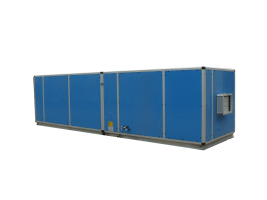 Hygenic AHU DX cooling air conditioners rooftop air handling unit