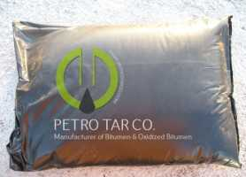 OXIDIZED BITUMEN 10/20 (PURE and Without Gilsonite)