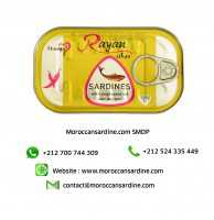 Moroccan Sardines Privat Label
