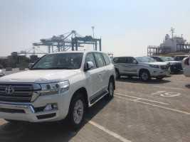2019 TOYOTA - Land Cruiser