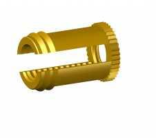Wood Brass Insert nut