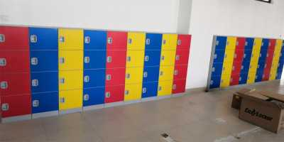Plastic locker plastic cabinet  ABS locker Storage cabinet