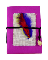 Feather Pocket Notebook