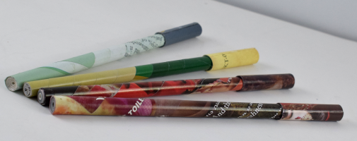 Magazine Paper Pen