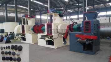 Charcoal Waste Briquette Machine(86-15978436639)
