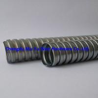 Squarelocked galvanized steel corrugated flexible conduit in China