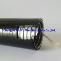 Liquid tight galvanized steel smooth PVC coated flex conduit