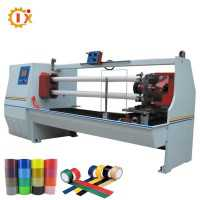 GL- 702 double shafts , double blades Automatic medical cotton tape /