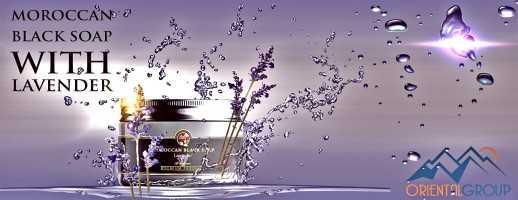Moroccan black soap manufacturer