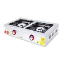 DRNLOS-2 Cooktop 2 Burner