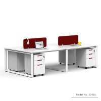 Computer desk or workstation desk