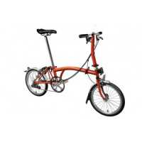 Brompton S6L 2020 Folding Bike Gold (USD 1039)