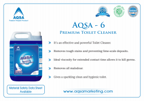 Premium Toilet Cleaner (AQSA - 6)