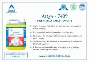 Premium Dish Wash (AQSA – 7409)