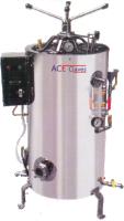 High Pressure Sterilizers - Vertical