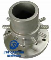 Precision Casting Pump Parts by JYG Casting