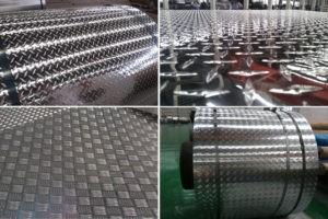 Aluminum Tread Plate and Aluminum Chequered Plate