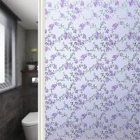 colored designs window film glass film for decorative