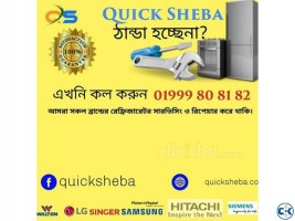 Refrigerator Repair  in Dhaka City with guarantee