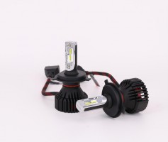 High Performance T8 Led Headlight H4 Automobile Light with ZES chip