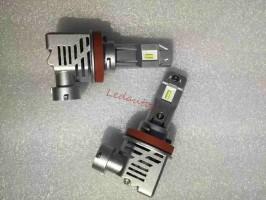 Mini Size M3 Led Automotriz H4 Car Led Front Head Lamps with ZES chip