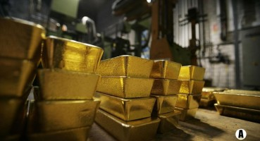 Gold Bars and Gold Nuggets