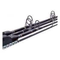 Black Bart Blue Water Pro Spinning Rods