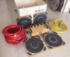 Air bearing casters also called air bearings kits