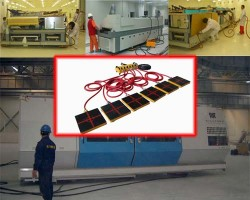 Air bearing casters applications and advantages Air skates