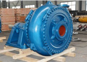 Heavy Duty Cyclone Feed Dredge and Gravel Pump