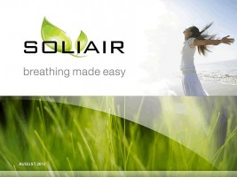 SOLIAIR™: A New Hope for Asthma, Bronchitis and COPD Patients!