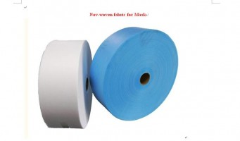 non-woven fabric for mask