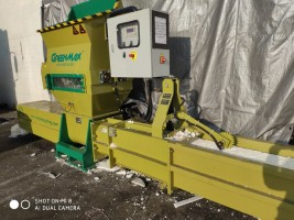APOLO series——Recycling machine of GREENMAX foam compactor A-C100