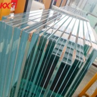 SGP Laminated tempered Glass China factory