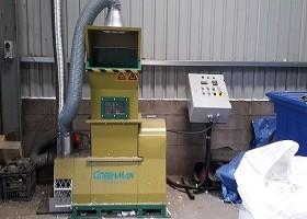 GREENMAX 2020 new EPS densifier GREENMAX M-C50